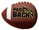 Passback Youth Composite Football