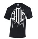 DAFF Dommer - Super Power T-Shirt