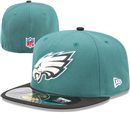 Philadelphia Eagles - On Field Youth Cap 5950