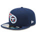 Tennessee Titans - On Field Cap 5950