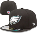 Philadelphia Eagles - On Field Cap 5950 BK