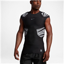 Nike 838431 4-Pad Shirt Black